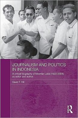 Journalism and Politics in Indonesia