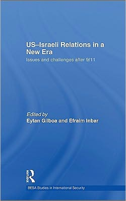 US-Israeli Relations in a New Era