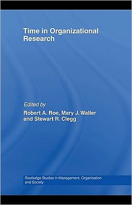Time in Organizational Research
