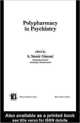 Polypharmacy In Psychiatry