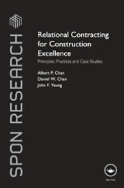 Relationship Contracting for Construction Excellence