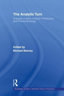 The Analytic Turn in Philosophy