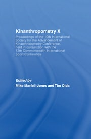 Kinanthropometry X