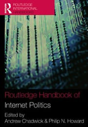 Handbook of Internet Politics
