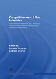 Competitiveness of New Industries