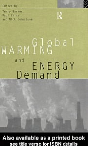 Global Warming and Energy Demand