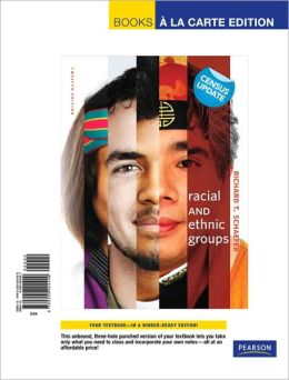 Racial and Ethnic Groups, Census Update, Books a la Carte Edition