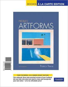 Prebles' Artforms, Books a la Carte Edition