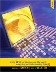 Book Cover Image. Title: Using SPSS for Windows and Macintosh:  Analyzing and Understanding Data, Author: Samuel B. Green