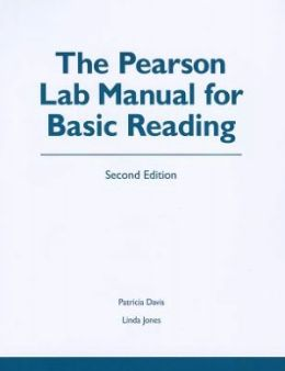 The Pearson Lab Manual for Basic Reading