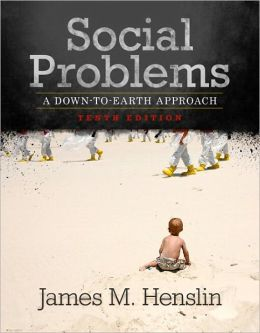 Social Problems: A Down-To-Earth Approach, Books a la Carte Edition