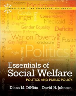 Essentials of Social Welfare: Politics and Public Policy Plus MySocialWorkLab with eText