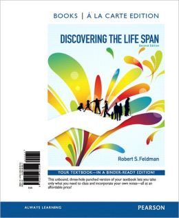 Discovering the Life Span, Books a la Carte Edition