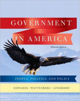 ... : People, Politics, and Policy Plus MyPoliSciLab with Pearson eText