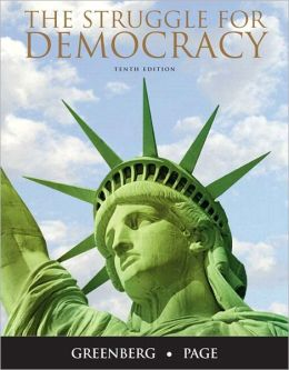 Struggle for Democracy, The Plus MyPoliSciLab with Pearson eText