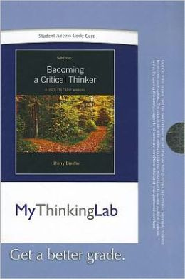 MyThinkingLab -- Standalone Access Card -- for Becoming a Critical Thinker