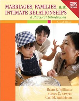 Marriages, Families, and Intimate Relationships Census Update Plus MyFamilyLab with Pearson eText