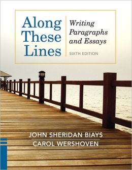 Along These Line Paragraph Essay Writing 4th Edition