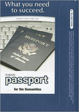 Pearson Passport -- Standalone Access Card -- for Humanities