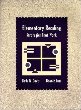 Elementary Reading: Strategies That Work