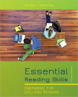 Essential Reading Skills (with MyReadingLab with Pearson eText Student Access Code Card)