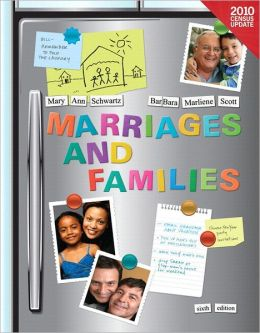 Marriages and Families, Census Update Plus MyFamilyLab with Pearson eText