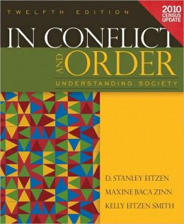 In Conflict and Order: Understanding Society, Census Update