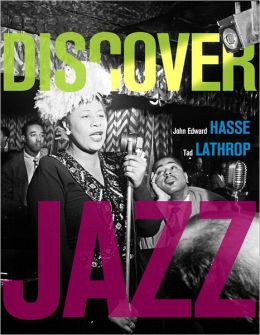 Discover Jazz Plus NEW MyMusicLab with Pearson eText