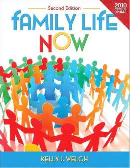 Family Life Now Census Update, Books a la Carte Plus MyFamilyLab