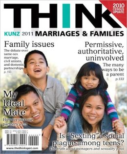 THINK Marriages and Families Census Update Plus NEW MyFamilyLab with eText