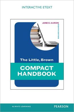 MyCompLab with Pearson eText -- Standalone Access Card -- for The Little, Brown Compact Handbook with Exercises