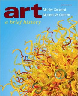 Art: A Brief History Plus NEW MyArtsLab