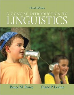 A Concise Introduction to Lingusitics