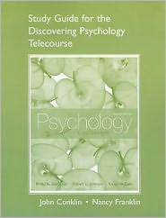 Study Guide for the Discovering Psychology Telecourse for Psychology: Core Concepts