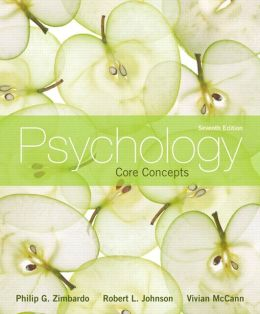 Psychology: Core Concepts Plus NEW MyPsychLab with eText