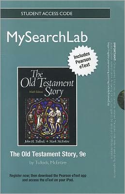 MySearchLab with Pearson eText -- Standalone Access Card -- for The Old Testament Story