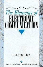 The Elements of Electronic Communication