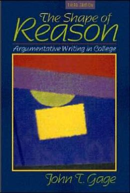 The Shape of Reason: Argumentative Writing in College
