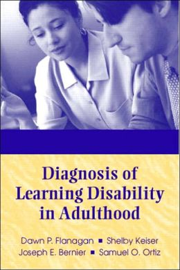 Diagnosis of Learning Disability in Adulthood