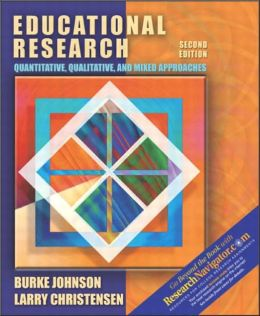 Educational Research: Quantitative, Qualitative, and Mixed Approaches, Research Edition