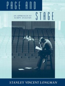 Page and Stage : An Approach to Script Analysis