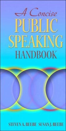A Concise Public Speaking Handbook