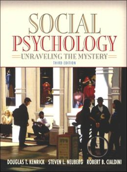 Social Psychology: Unraveling the Mystery (with Study Card)