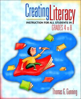 Creating Literacy Instruction for All Students in Grades 4 to 8, MyLabSchool Edition