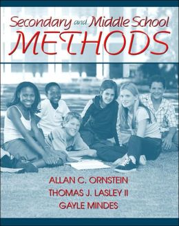 Secondary and Middle School Methods, MyLabSchool Edition