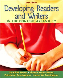 Developing Reading and Writers in the Content Areas K-12
