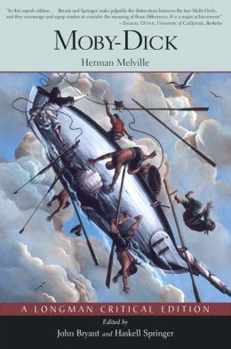 Moby Dick (Longman Critical Edition)