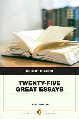 Twenty-Five Great Essays