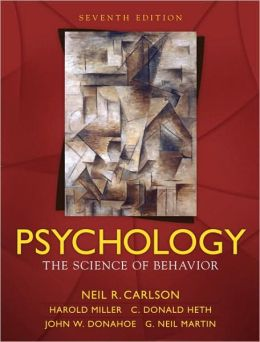 Psychology: Science of Behavior