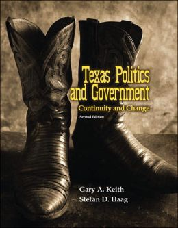 Texas Politics and Government: Continuity and Change